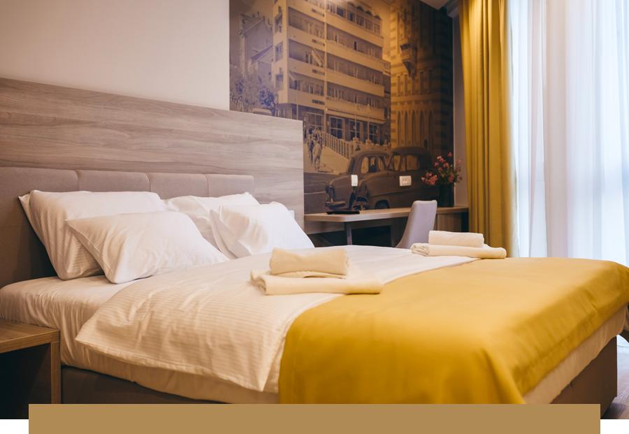 Sobe - Hotel Verso